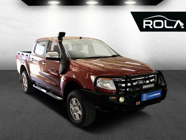 2015 Ford Ranger 3.2tdci Xlt 4x4 At Pu Dc  Western Cape Robertson_0