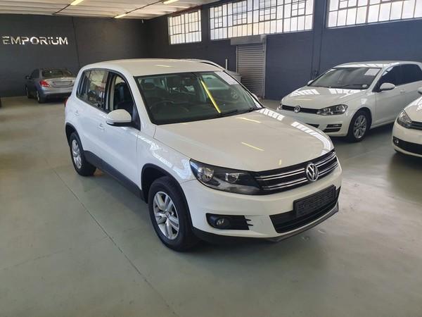 2014 Volkswagen Tiguan 1.4 TSI BMOT DSG LOW KM FLAWLESS Western Cape Maitland_0