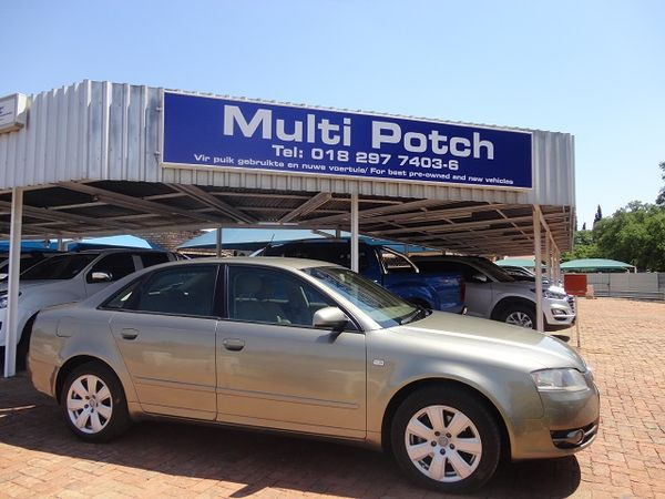 2006 Audi A4 2.0 Tdi b7  North West Province Potchefstroom_0