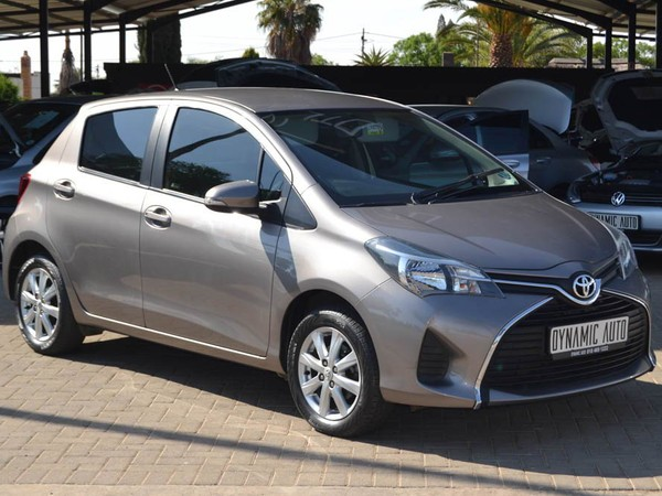 2015 Toyota Yaris 1.3 Xs 5dr  North West Province Klerksdorp_0