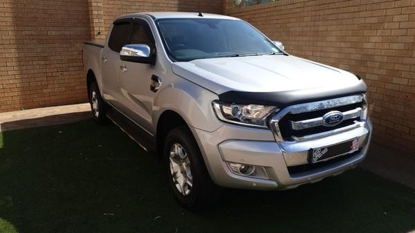 2018 Ford Ranger 3.2TDCi XLT Double Cab Bakkie Kwazulu Natal Amanzimtoti_0