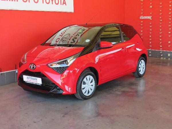 2019 Toyota Aygo 1.0 X-Play 5-Door Limpopo Polokwane_0