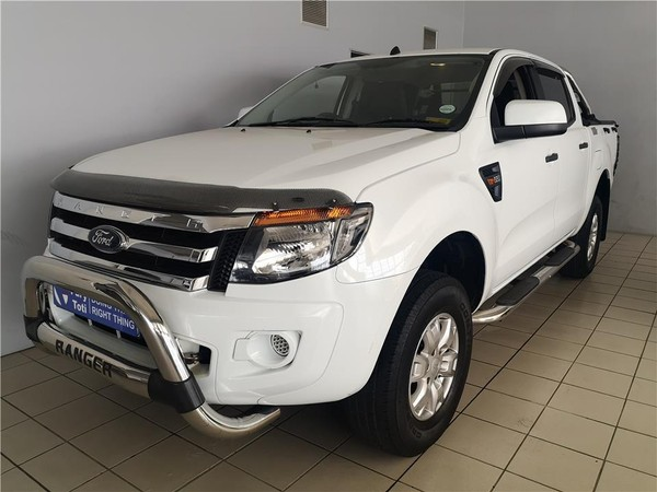 2014 Ford Ranger 2.2TDCi XL Double Cab Bakkie Kwazulu Natal Durban_0