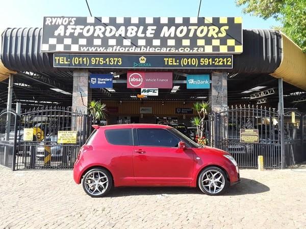 2010 Suzuki Swift 1.6 Sport  Gauteng Kempton Park_0