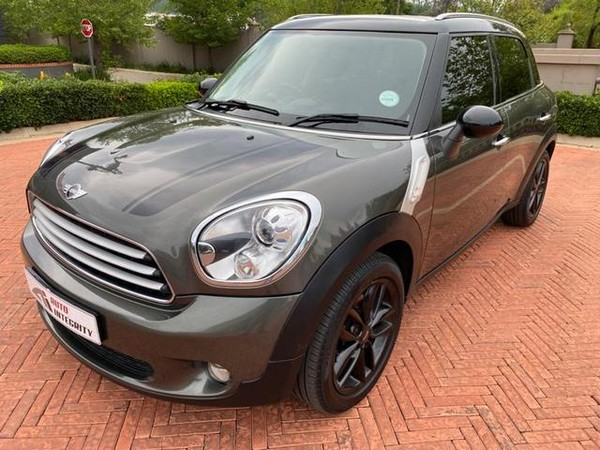 2012 MINI Cooper Countryman At  Gauteng Pretoria_0