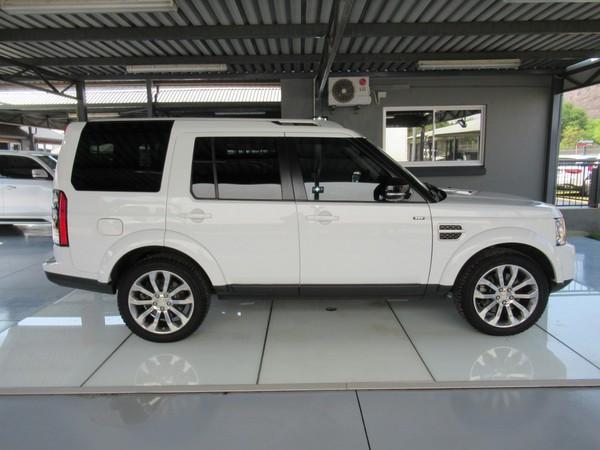 2015 Land Rover Discovery 4 3.0 TDSD V6 XXV LTD Edition Gauteng Pretoria_0