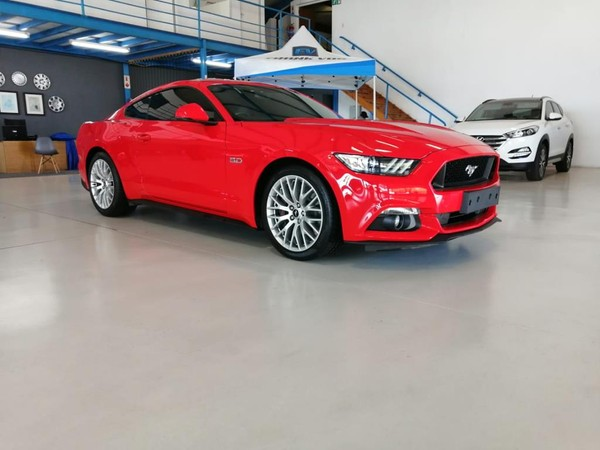 2017 Ford Mustang 5.0 GT Auto Western Cape Somerset West_0