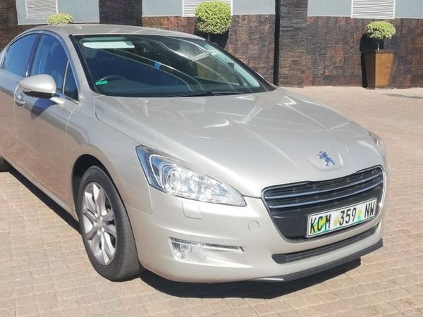 2013 Peugeot 508 1.6 Thp Allure At  North West Province Rustenburg_0