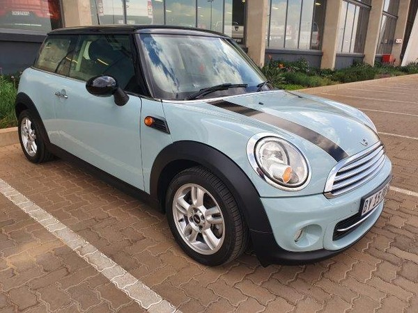 2012 MINI Cooper At  Gauteng Centurion_0
