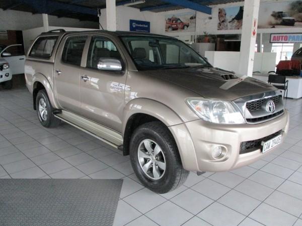 2009 Toyota Hilux 3.0 D-4d Raider 4x4 Pu Dc  Western Cape Knysna_0