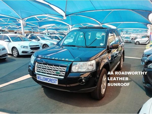 2007 Land Rover Freelander Ii 3.2 I6 S At  Gauteng Randburg_0