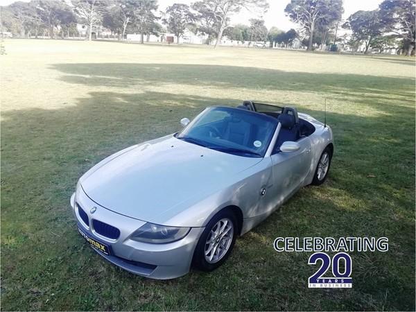 2006 BMW Z4 2.0i Roadster e85  Eastern Cape Port Elizabeth_0