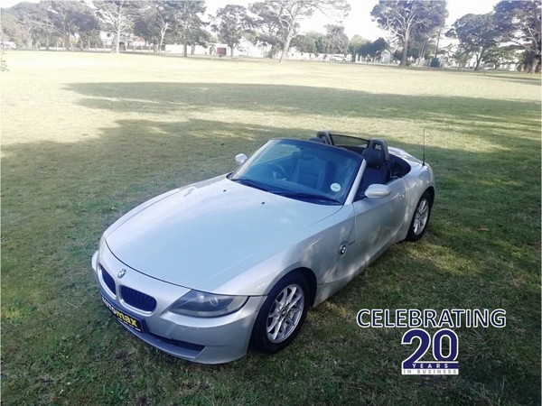 2006 BMW Z4 2.0i Roadster e85  Eastern Cape Port Elizabeth_0