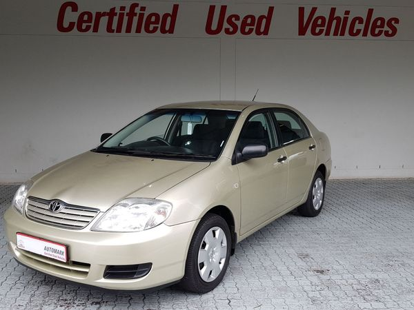 2004 Toyota Corolla 160i GLE AUTO  Western Cape Goodwood_0
