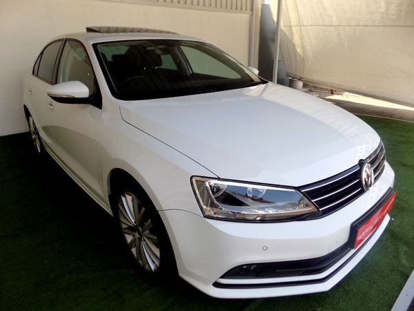 2017 Volkswagen Jetta GP 1.4 TSI Comfortline Kwazulu Natal Durban_0