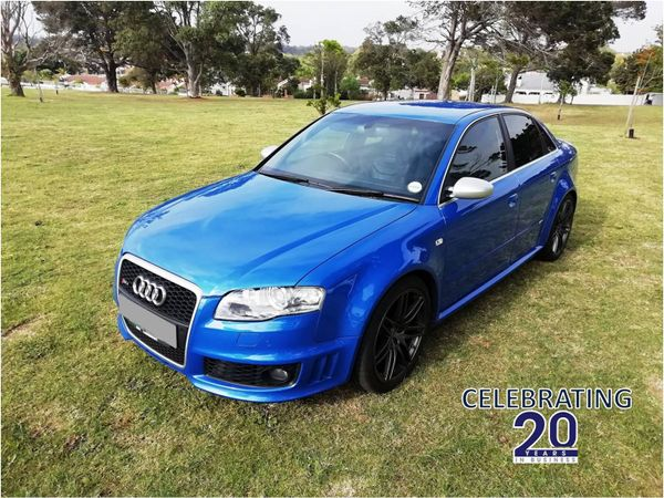 2007 Audi RS4 Quattro  Eastern Cape Port Elizabeth_0