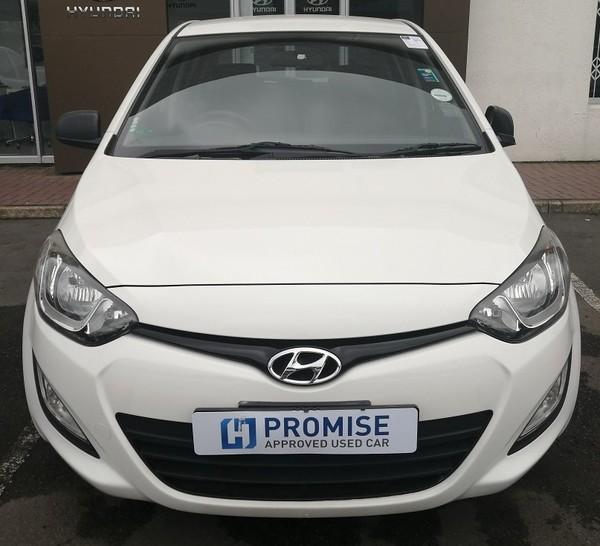 2014 Hyundai i20 1.2 Motion  Kwazulu Natal Durban_0