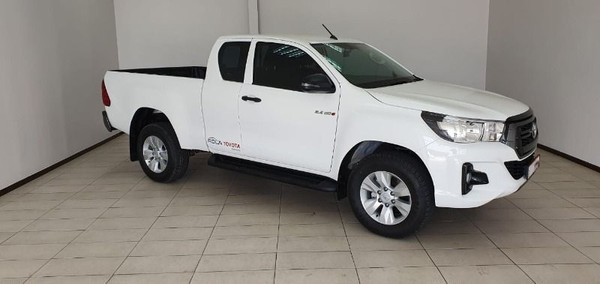 2019 Toyota Hilux 2.4 GD-6 RB SRX PU ECAB Western Cape Bredasdorp_0