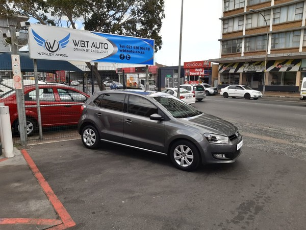 2013 Volkswagen Polo 1.4 Comfortline 5dr  Western Cape Cape Town_0