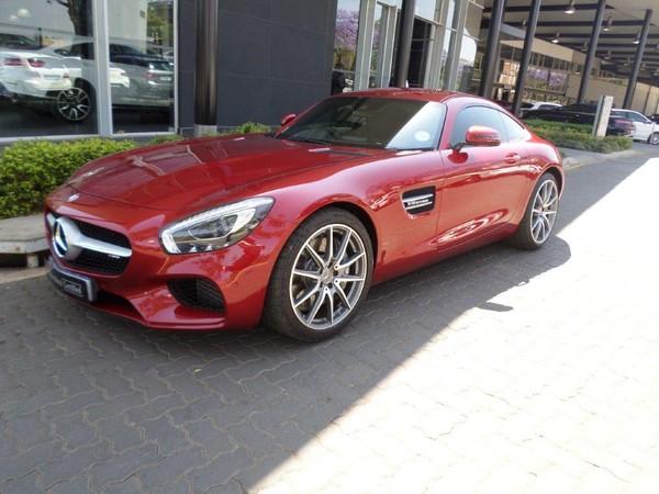 2019 Mercedes-Benz AMG GT GT 4.0 V8 Coupe Gauteng Pretoria_0