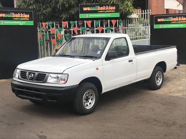 2008 Nissan NP300 Hardbody 2.0i LWB k08k37 Bakkie Single cab Gauteng Pretoria West_0