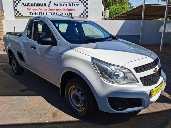 2014 Opel Corsa Utility 1.4 Club PU SC Gauteng Randburg_0