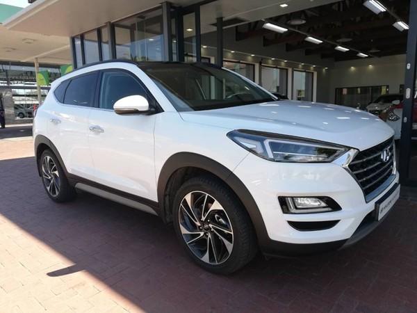 2019 Hyundai Tucson 2.0 CRDi ELITE AT Western Cape Worcester_0