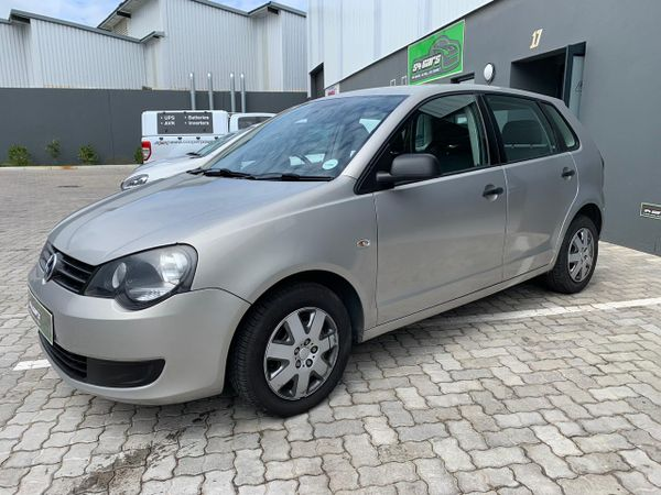 2013 Volkswagen Polo Vivo 1.4 Trendline Western Cape Table View_0