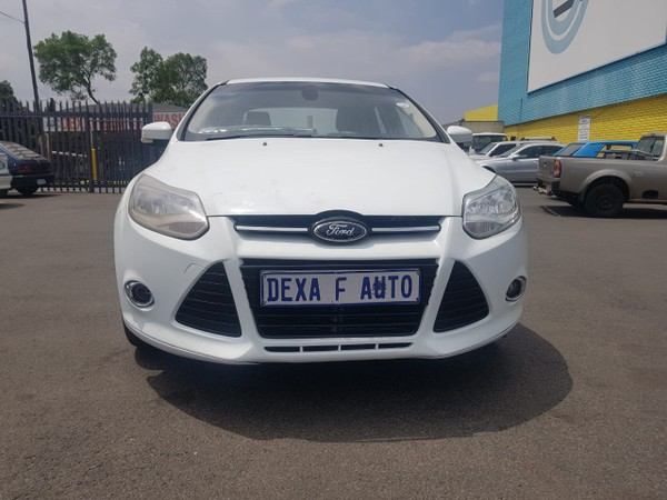 2015 Ford Focus 1.6 Ti Vct Ambiente 5dr  Gauteng Bramley_0