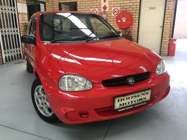 2006 Opel Corsa Lite 1.4i 2door Free State Villiers_0