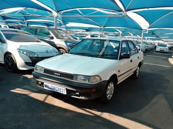 1991 Toyota Corolla 1.6 Gl At  Gauteng Randburg_0