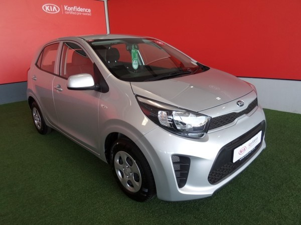 2019 Kia Picanto 1.2 Start Gauteng Four Ways_0
