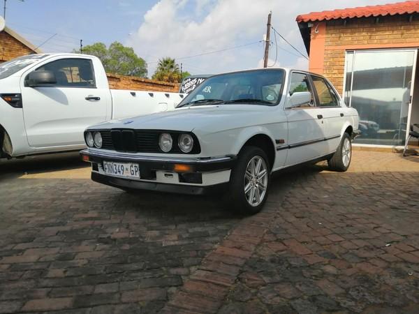 1987 BMW 3 Series 318i 4d e30  Gauteng Boksburg_0