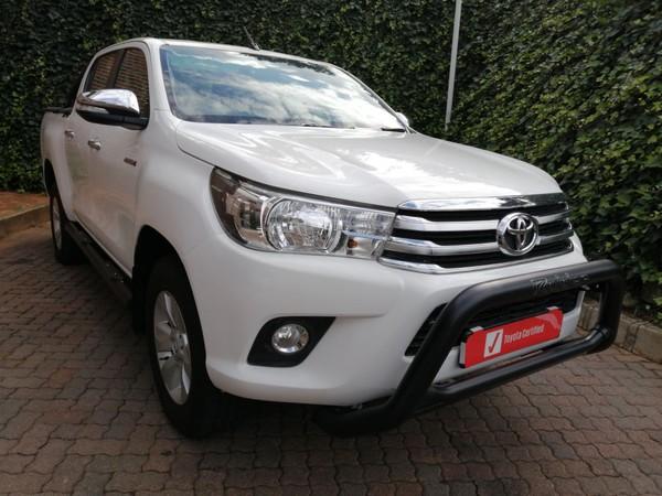 2016 Toyota Hilux 2.8 GD-6 Raider 4x4 Double Cab Bakkie Gauteng Edenvale_0
