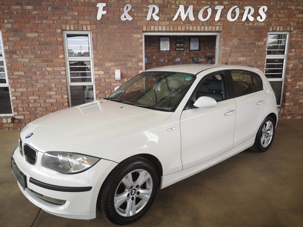 2009 BMW 1 Series 118i e87  North West Province Potchefstroom_0