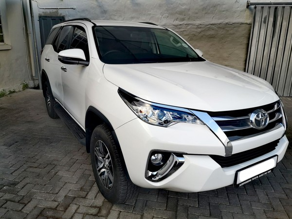 2019 Toyota Fortuner 2.4GD-6 RB Auto  Demo Model - TBar  SGrab  Western Cape Worcester_0