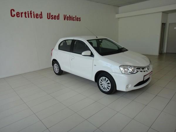 2017 Toyota Etios 1.5 Xi 5dr  Western Cape Ceres_0