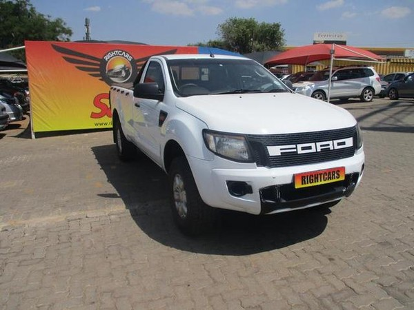 2012 Ford Ranger 2.2tdci Xls Pu Sc  Gauteng North Riding_0