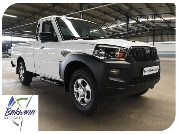 2019 Mahindra PIK UP 2.2 mHAWK S4 PU SC Gauteng Karenpark_0