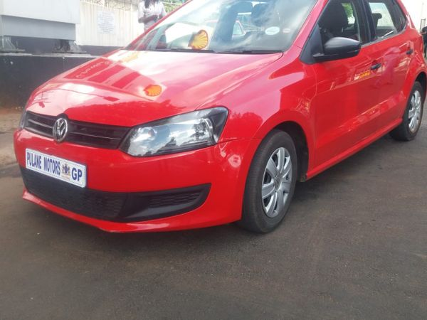 2010 Volkswagen Polo 1.6 Trendline  Gauteng Johannesburg_0