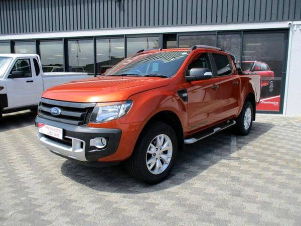 2015 Ford Ranger 3.2TDCi Wildtrak Auto Double cab bakkie Western Cape Ottery_0