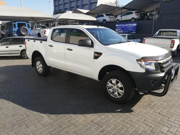 2016 Ford Ranger 2.2TDCi XL Double Cab Bakkie Mpumalanga Nelspruit_0