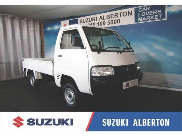 2019 Suzuki Super Carry 1.2i PU SC Gauteng Alberton_0