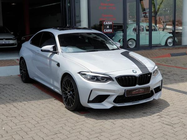 2019 BMW M2 Coupe M-DCT Competition F87 Gauteng Sandton_0