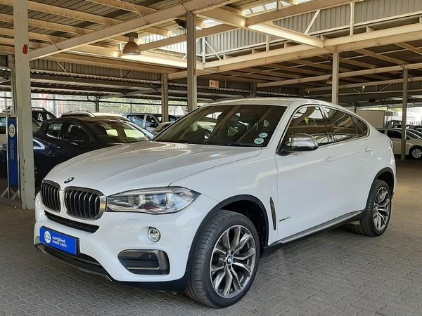 2015 BMW X6 Xdrive35i M Sport  Gauteng Midrand_0