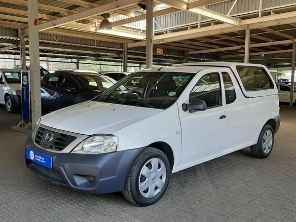 2015 Nissan NP200 1.5 Dci  Ac Safety Pack Pu Sc  Gauteng Midrand_0