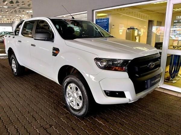 2017 Ford Ranger 2.2TDCi XL Auto Double Cab Bakkie Mpumalanga Witbank_0