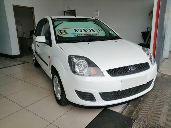 2006 Ford Fiesta 1.6i Ambiente At 5dr  Western Cape Goodwood_0