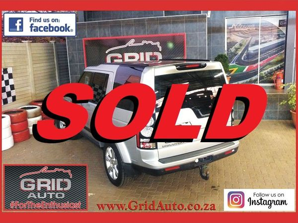 2014 Land Rover Discovery 4 3.0 Tdv6 Se  Gauteng Pretoria North_0