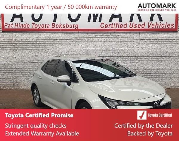 2019 Toyota Corolla 1.2T XS 5-Door Gauteng Boksburg_0